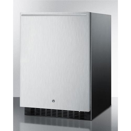 SPR627OSSSHH Refrigerator Angle