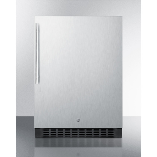 SPR627OSSSHV Refrigerator Front