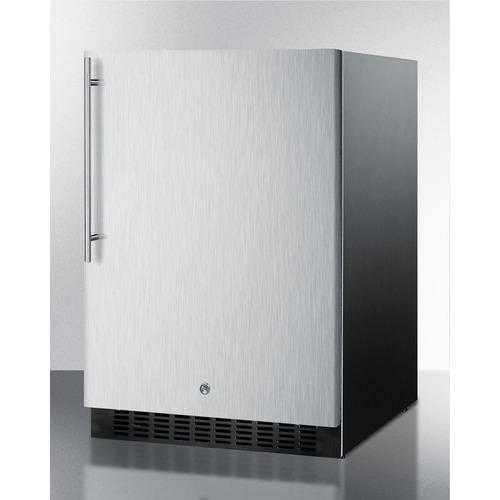 SPR627OSSSHV Refrigerator Angle
