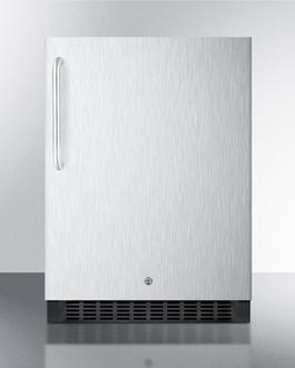 SPR627OSSSTB Refrigerator Front