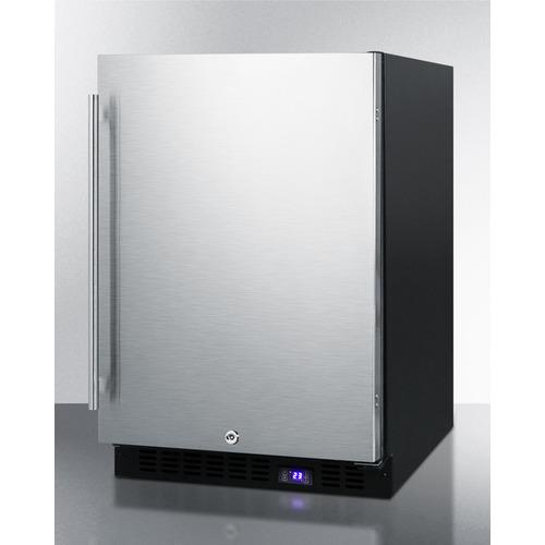 SCFF53BSS Freezer Angle