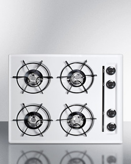 WNL03P Gas Cooktop Front