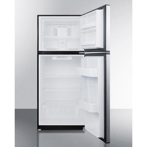 FF1085SS Refrigerator Freezer Open