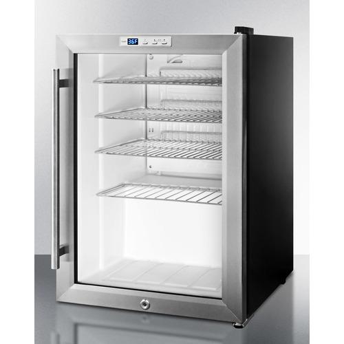 SCR312L Refrigerator Angle