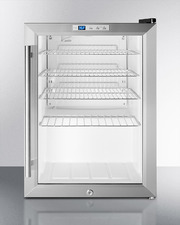 SCR312L Refrigerator Front