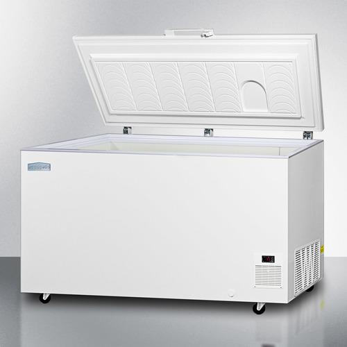 EL51LT Freezer Open