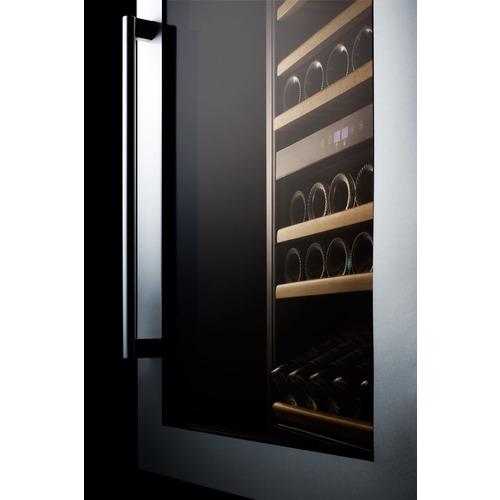VC60D Wine Cellar Detail