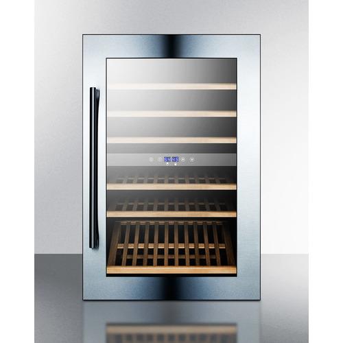 VC60D Wine Cellar Front