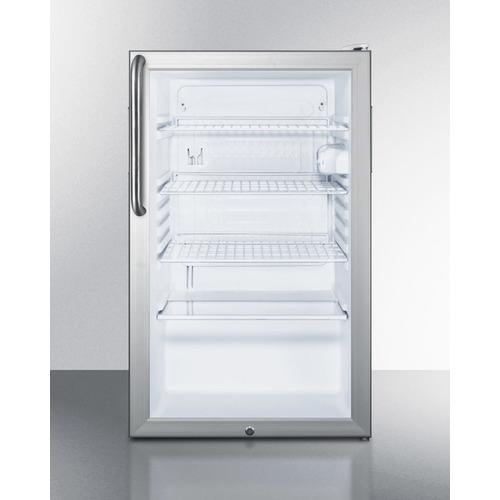 SCR450L7TB Refrigerator Front