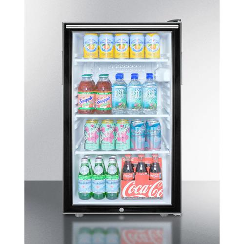 SCR500BL7HH Refrigerator Full