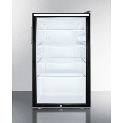 SCR500BL7HH Refrigerator Front