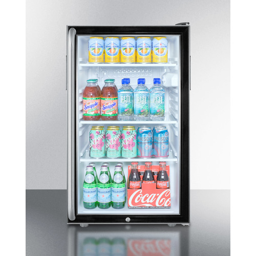 SCR500BL7SHADA Refrigerator Full