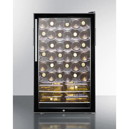SWC525LBI7HVADA Wine Cellar Full