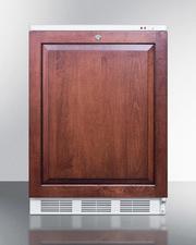 VT65ML7BIIF Freezer Front