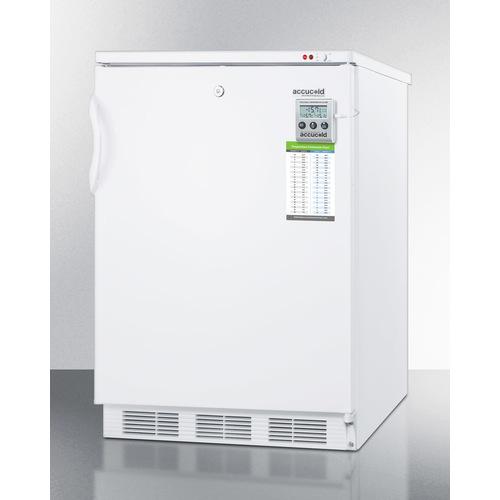 VT65MLBIMED Freezer Angle