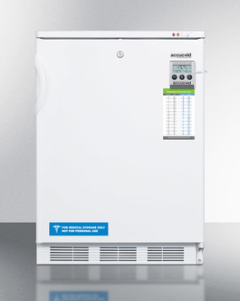 VT65MLMED Freezer Front
