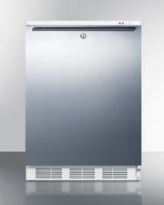 VT65MLSSHH Freezer Front