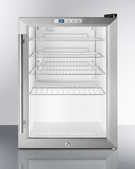 SCR312LCSS Refrigerator Front