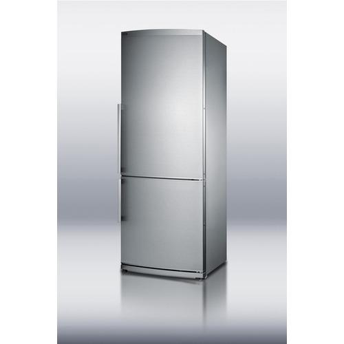 FFBF285SS Refrigerator Freezer Angle