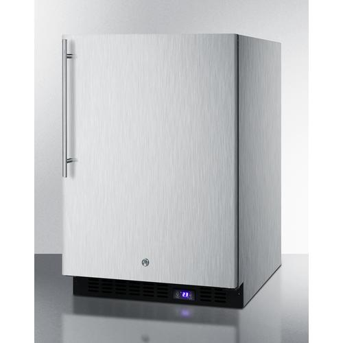 SPFF51OSCSSHV Freezer Angle