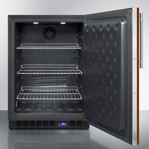SPFF51OSIF Freezer Open