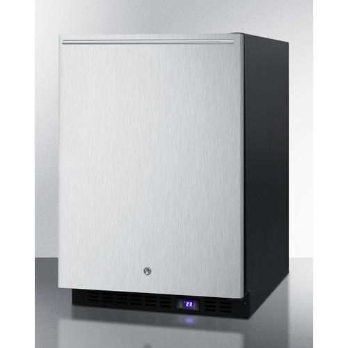 SPFF51OSSSHH Freezer Angle