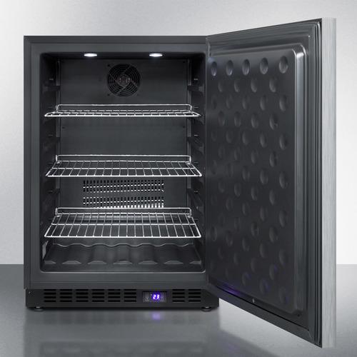 SPFF51OSSSHH Freezer Open