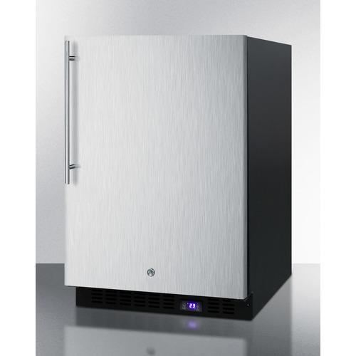 SPFF51OSSSHV Freezer Angle