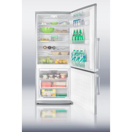 FFBF285SS Refrigerator Freezer Full