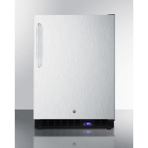SPFF51OSSSTB Freezer Front