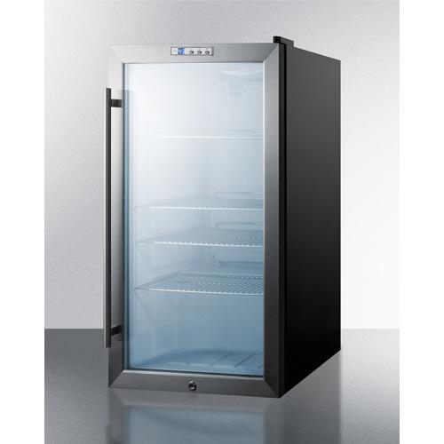 SCR486L Refrigerator Angle