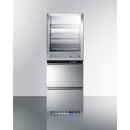 FRBW52D Warming And Cooling Cabinet Front