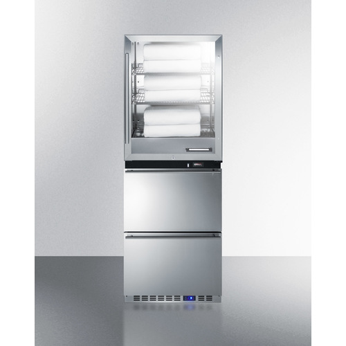 FRBW52D Warming And Cooling Cabinet Full