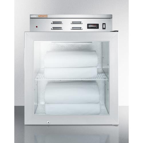PHC51G Warming Cabinet Full