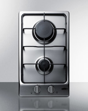 GC22SS Gas Cooktop Front