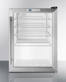 SCR312LBI Refrigerator Front