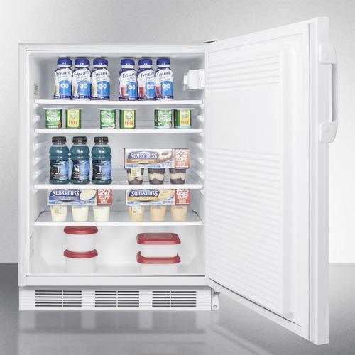 AL750L Refrigerator Full