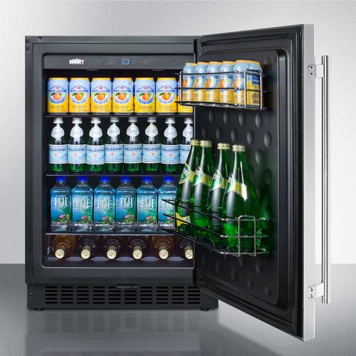 FF64BSS Refrigerator Full