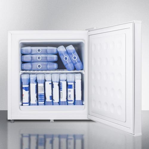 FS24L7MED Freezer Full
