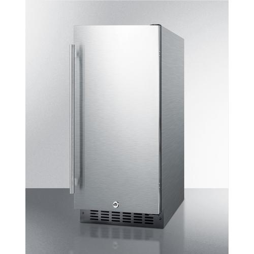 SPR316OSCSS Refrigerator Angle