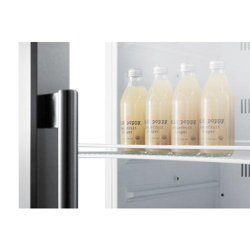 SCR1400W Refrigerator Detail