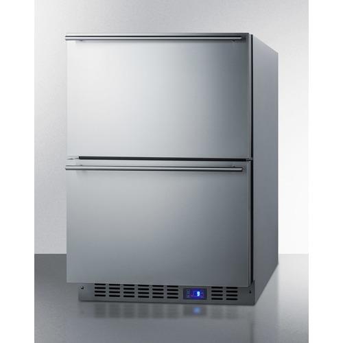 SPFF51OS2D Freezer Angle