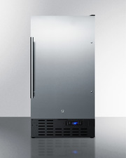 FF1843BCSS Refrigerator Front