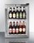 SCR312LCSSPUB Wine Cellar Front