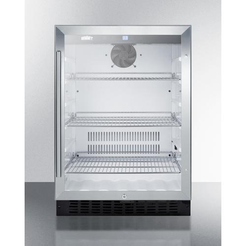 SCR2464 Refrigerator Front