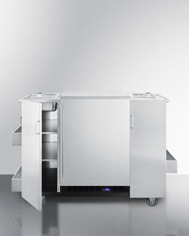 CartOSFZ Freezer
