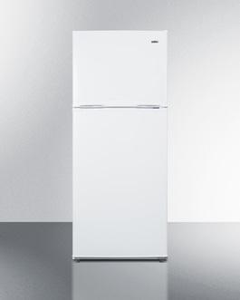 FF1071W Refrigerator Freezer Front