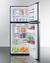 FF1073SS Refrigerator Freezer Full
