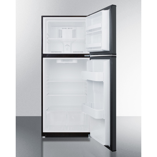 FF1072B Refrigerator Freezer Open