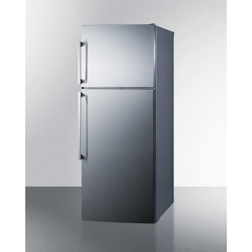 FF1512SSIM Refrigerator Freezer Angle